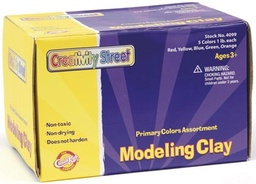 [AC4099 PAC] 5lbs Assorted Color Creativity Street Modeling Clay