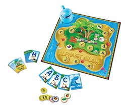 [5022 LER] Alphabet Island Game