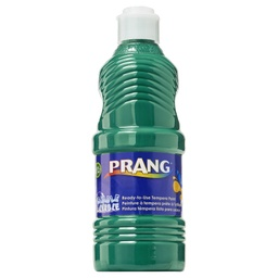 [10704 DIX] Prang Green 16oz Ready to Use Washable Paint
