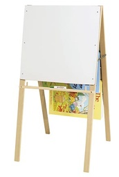 [385 FS] Hardwood Big Book Easel