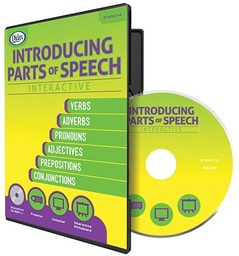 [211289 DD] Introducing Parts Of Speech Interactive