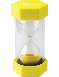 [20659 TCR] Large Three Minute Sand Timer